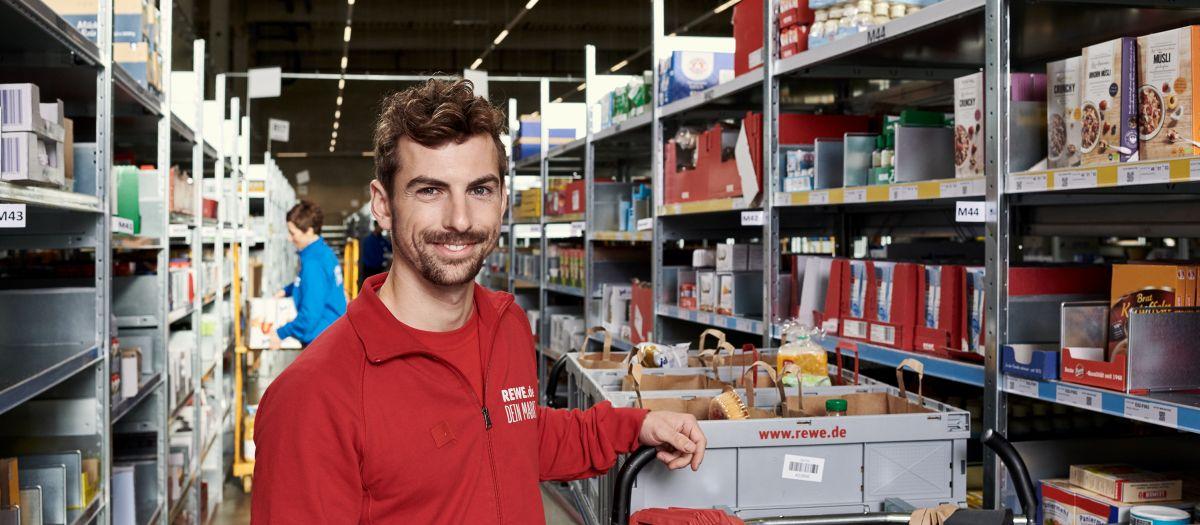 Rewe Lieferservice Jobs